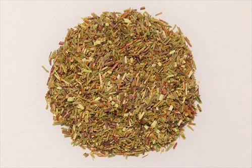ルピシアのグリーンルイボスティーの茶葉