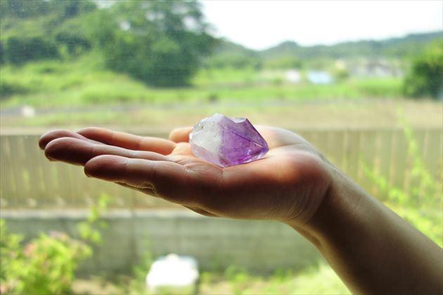 フォレストブルーで購入した原石